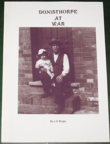 Donisthorpe at War, by J.A. Wright